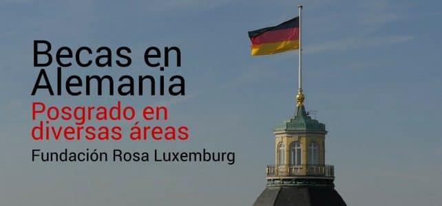 Becas de posgrados en Alemania para mujeres