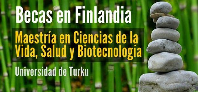 Becas para Maestría en Ciencias en Finlandia