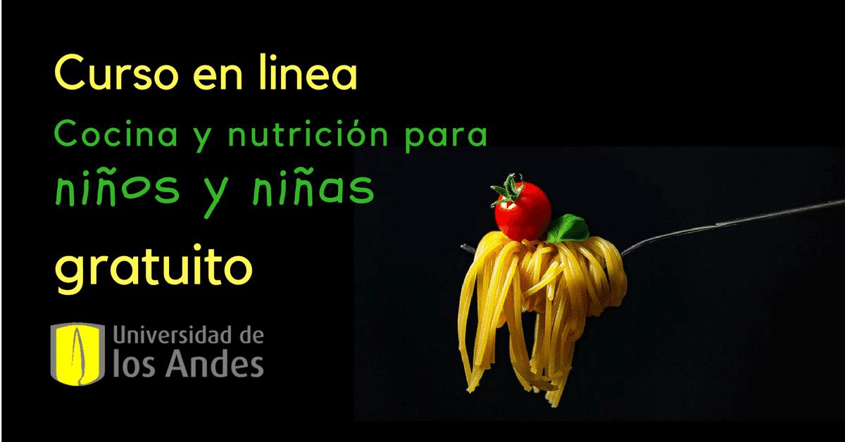 Curso Online De Cocina Y Nutricion Para Ninos Y Ninas Mas Oportunidades