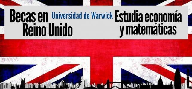 Becas para estudiar economía en Reino Unido