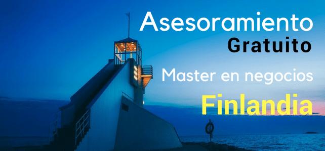 Asesoramiento para maestrías en negocios en Finlandia