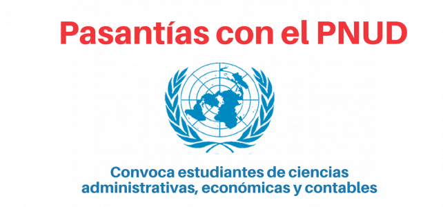 Pasantías con Naciones Unidas