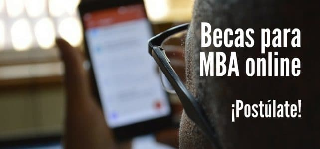 Becas para MBA online con el EMAS Business School