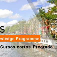 Becas en Holanda para latinoamericanos : Orange Knowledge Programme
