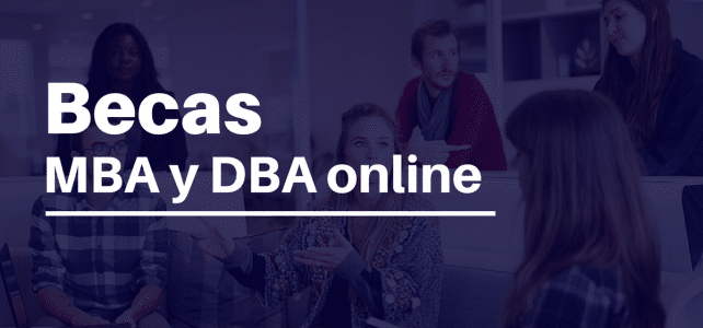 Programa de MBA y DBA en línea