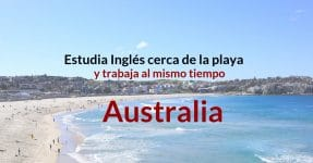 Cursos de Inglés con opción de trabajo en Australia