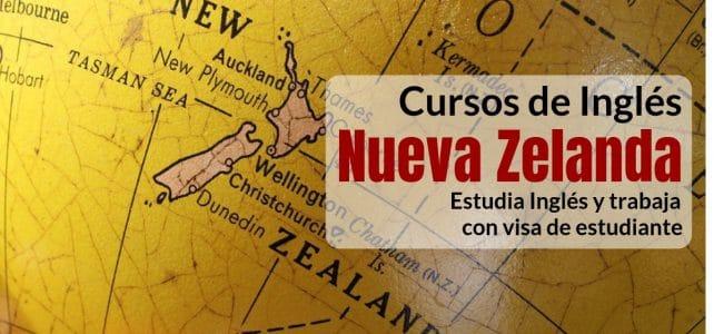 Cursos de Inglés con opción de trabajo en Nueva Zelanda