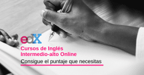 Cursos de inglés intermedio-alto online