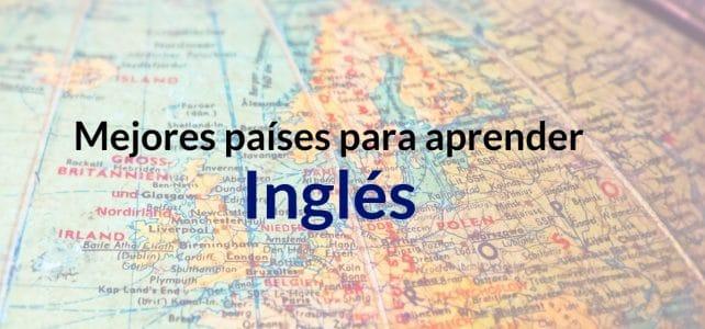 Mejores países para aprender a hablar inglés.