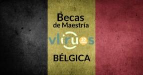 Becas de Maestría en Bélgica
