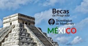 Becas de Pregrado México