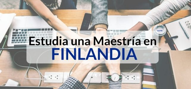 Programas de Maestría en la hermosa Finlandia.
