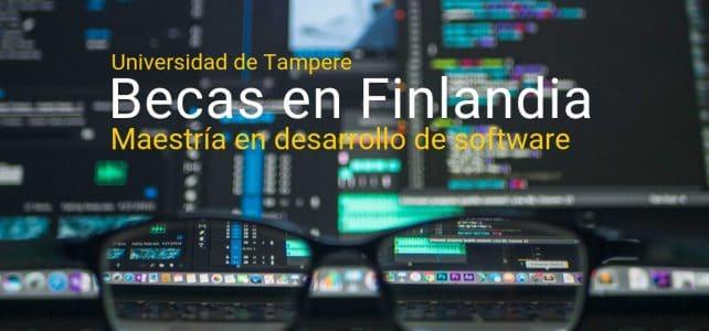 Beca para estudiar maestría en Finlandia