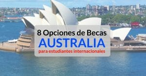 8 Becas Australia para extranjeros