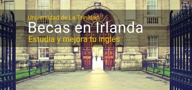 Becas para estudiar inglés en Irlanda