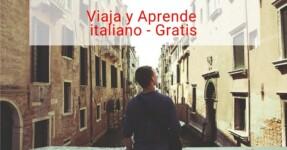 Se buscan personas que deseen viajar a Italia y aprender Italiano – gratis !