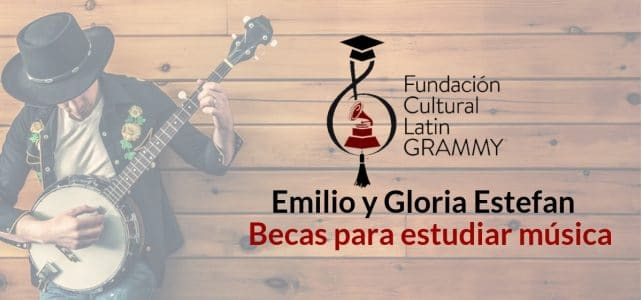 Becas para estudiar música de la Fundación Latin GRAMMY