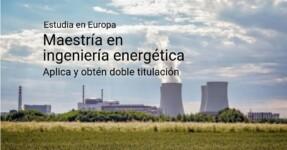 Maestría en ingeniería energética en Europa