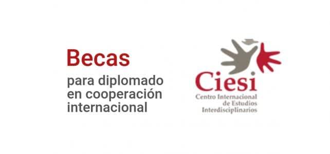Becas para diplomado online internacional