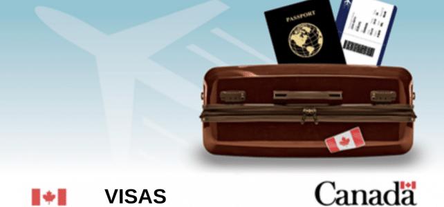 Visados para MIGRAR a Canadá