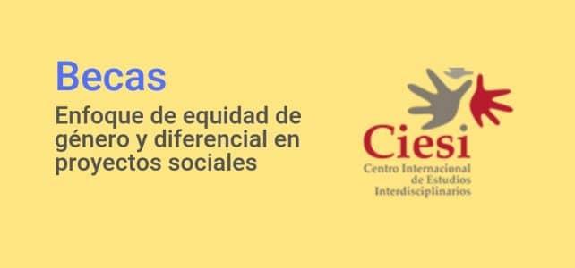 Becas para diplomado internacional en asuntos de género