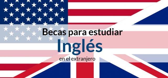 Diferentes Becas para estudiar Inglés