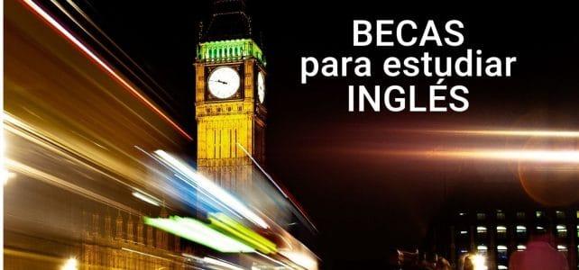 Becas para estudiar inglés en Reino Unido