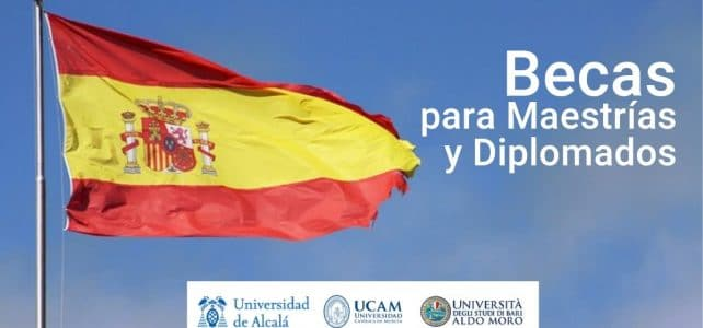 Becas en España: MBA y diplomados en diferentes universidades