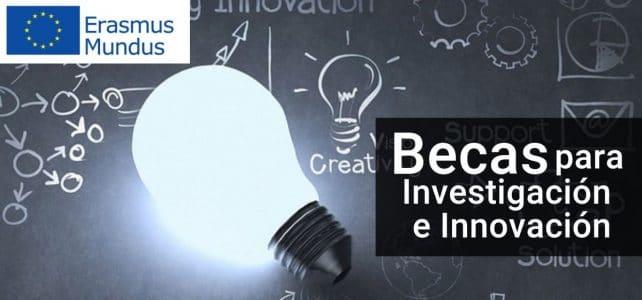 Becas ERASMUS para Máster en Investigación e Innovación en Educación Superior – MARIHE